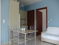 1 bedroom Flat  in Skala Kallirachis  RE0833